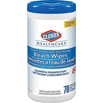 Clorox Healthcare Bleach Germicidal Wipes