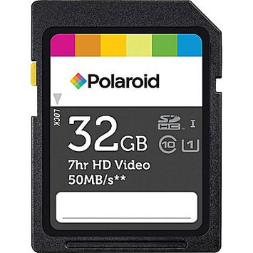 Pny Technologies, Inc. PNY Polaroid 32GB Secure Digital High-Capacity (SDHC) Flash Card
