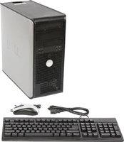Refurbished Dell Optiplex GX745, 160GB Hard Drive, 2GB Memory, Intel Core 2 Duo, Win 7 Home