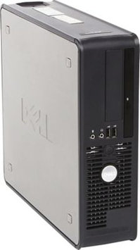 Newon Dell OptiPlex 360 Desktop computer Dual Core 2.6GHz, 2048MB RAM, 1TB HDD, DVDRW, Windows 7 Professional