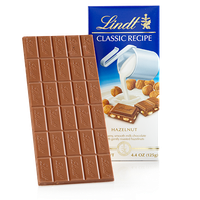 Lindt Hazelnut Classic Recipe Bar