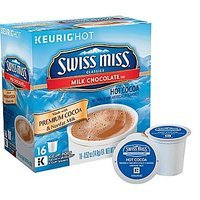 Swiss Miss Milk Chocolate Hot Cocoa K-Cups