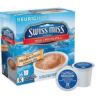Swiss Miss Milk Chocolate Hot Cocoa K-Cups