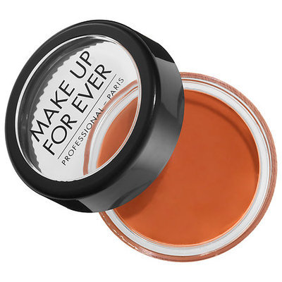 MAKE UP FOR EVER Orange Camouflage Cream Pot