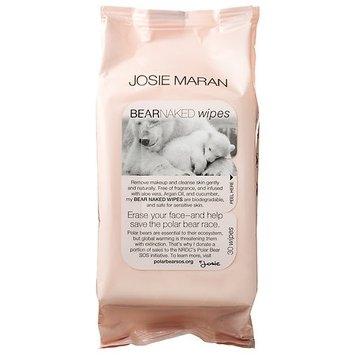 Josie Maran Bear Naked Wipes 30 Wipes