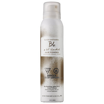 Bumble and bumble. A Bit Blondish Hair Powder