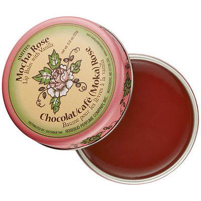 Rosebud Perfume Co. Smith's Mocha Rose Lip Balm