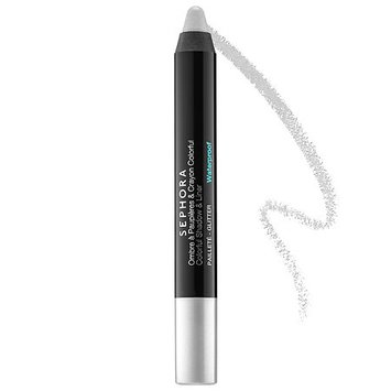 SEPHORA COLLECTION Colorful Shadow & Liner 18 Silver Glitter