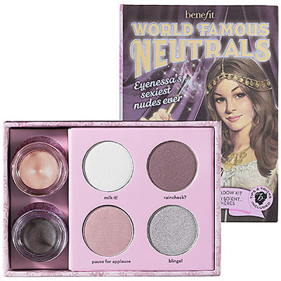 Benefit Cosmetics World Famous Neutrals - Sexiest Nudes Ever