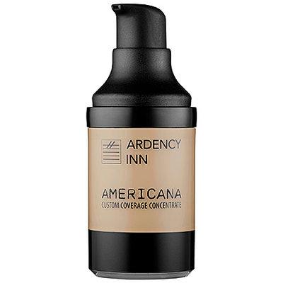 ARDENCY INN AMERICANA Custom Coverage Concentrate Medium Beige 0.5 oz