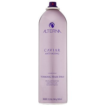 ALTERNA Haircare Caviar Anti-Aging Working Hair Spray 15.5 oz