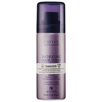 ALTERNA Haircare Caviar Anti-Aging® Working Hair Spray 1.5 oz