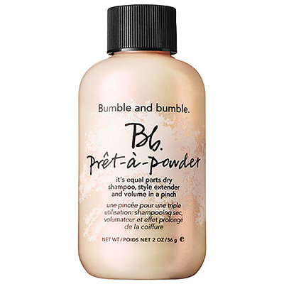 Bumble and bumble. Pret-a-Powder