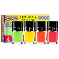 SEPHORA COLLECTION Paint Rio In Neon Nail Set
