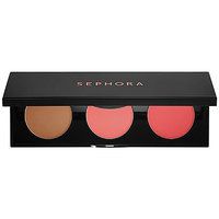 SEPHORA COLLECTION Bronzed And Blushing Face Palette