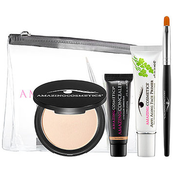 Amazing Cosmetics Amazing Concealer Flawless Face Kit Tan Golden