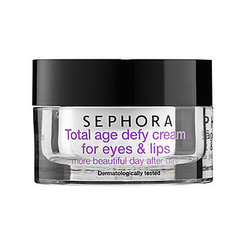 SEPHORA COLLECTION Total Age Defy Cream for Eyes & Lips