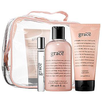 philosophy Amazing Grace Set