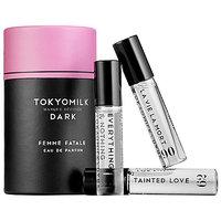 TokyoMilk Dark Femme Fatale Rollerball Trio