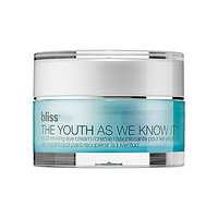 bliss The Youth As We Know It™ Youth Reviving Eye Cream
