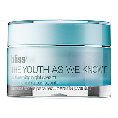 bliss The Youth As We Know It™ Youth Reviving Night Cream