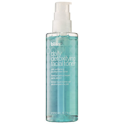 Bliss Daily Detoxifying Facial Toner-NO COLOUR-200 ml