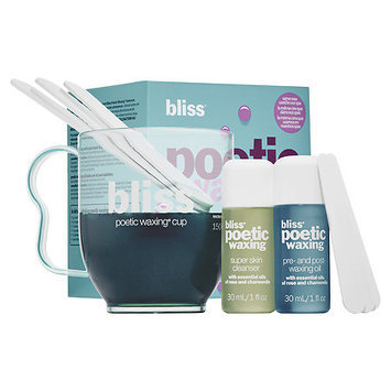 Bliss Poetic Waxing Microwavable Wax Kit-NO COLOUR-One Size