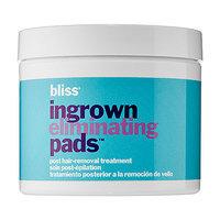 Bliss Ingrown Eliminating Pads