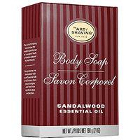 The Art of Shaving Sandalwood Body Soap
