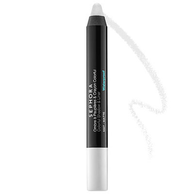 SEPHORA COLLECTION Colorful Shadow & Liner 32 Let It Snow 0.1 oz