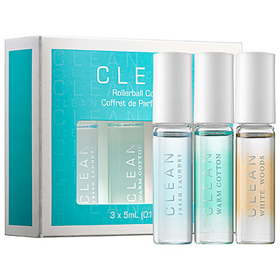 CLEAN Rollerball Collection Trio
