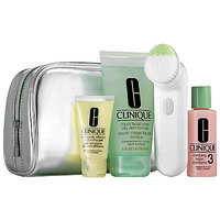 Clinique Cleansing 3, 4 Holiday Skincare Set