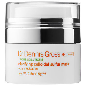Dr. Dennis Gross Skincare Clarifying Colloidal Sulfur Mask