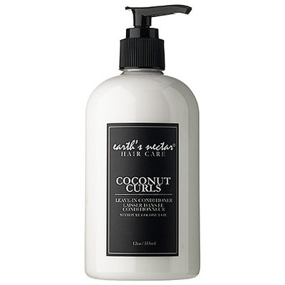 Earth's Nectar Coconut Curls 12 oz
