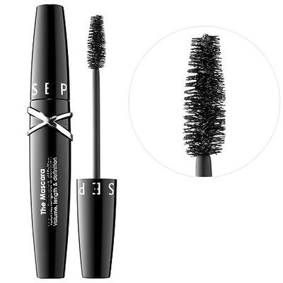 SEPHORA COLLECTION The Mascara - Volume, Length & Definition Ultra Black 0.304 oz