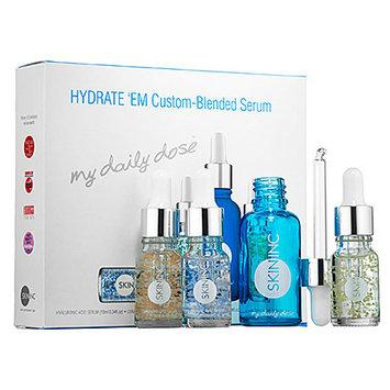 Skin Inc. Hydrate 'Em Custom Blended Serum Set