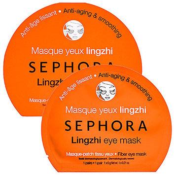 SEPHORA COLLECTION Eye Mask Lingzhi Eye Mask - Anti-aging & Smoothing 0.21 oz