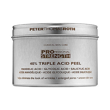 Peter Thomas Roth 40% Triple Acid Peel 12 week supply (1x a week for 12 weeks)