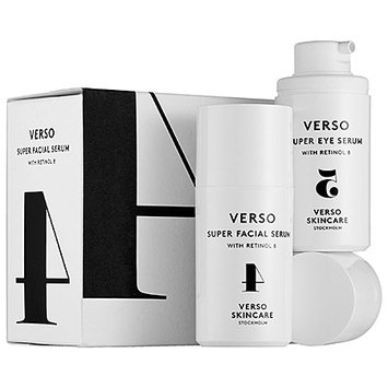 VERSO SKINCARE Super Serum Series