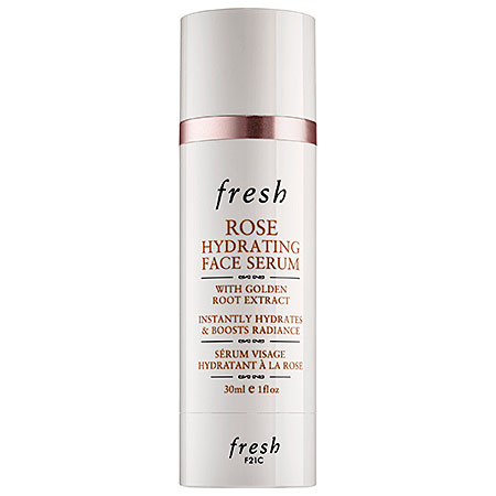 Fresh Rose Hydrating Face Serum 1 oz