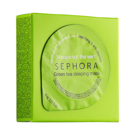 SEPHORA COLLECTION Sleeping Mask Green Tea - Mattifying & Anti-blemish