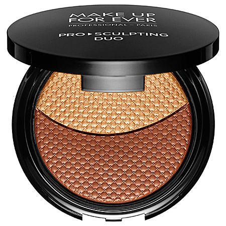 MAKE UP FOR EVER Pro Sculpting Duo 2 Golden 0.28 oz