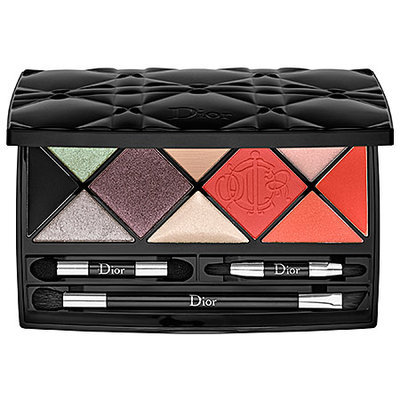 Dior Kingdom Of Colours Face Eyes Lips Palette