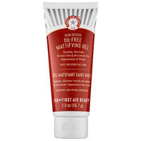 First Aid Beauty Skin Rescue OilFree Mattifying Gel 2 oz