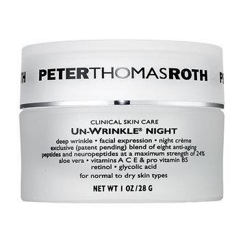 Peter Thomas Roth Wrinkle X Night Cream