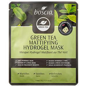 boscia Green Tea Mattifying Hydrogel Mask