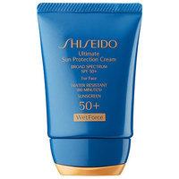 Shiseido Wetforce Ultimate Sun Protection Cream Broad Spectrum SPF 50+ For Face 1.2 oz