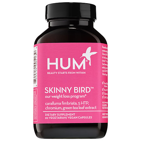 Hum Nutrition Skinny Bird(TM) 60 Vegetarian Capsules
