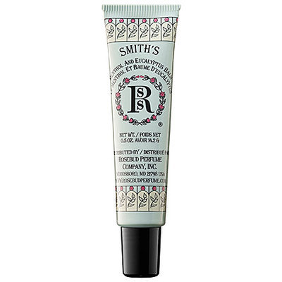 Rosebud Perfume Co. Smith's Menthol & Eucalyptus Balm Tube by Rosebud