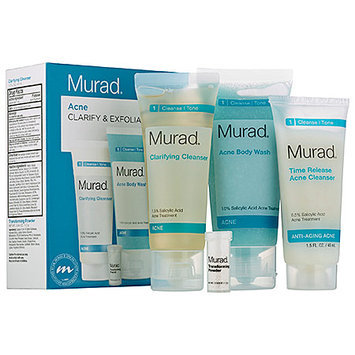 Murad Acne Mini Cleanser Set